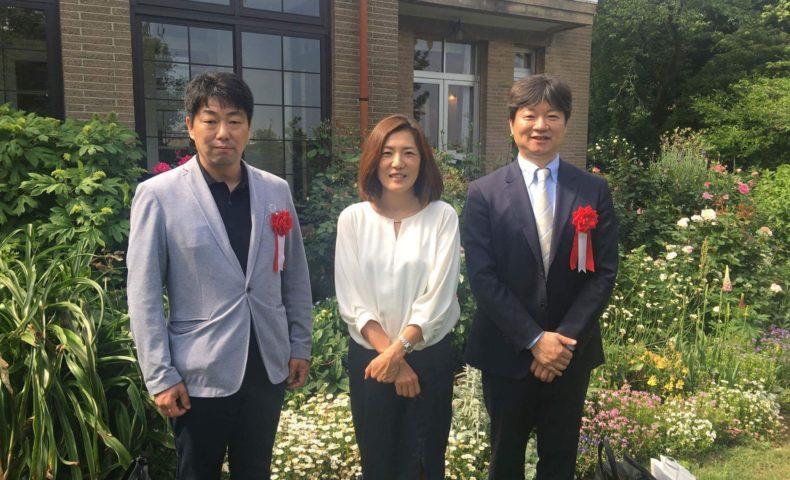 第8回横浜・人・まち・デザイン賞受賞